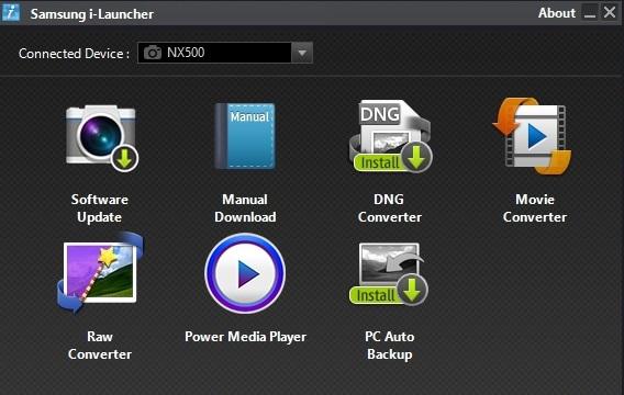 Samsung i-launcher скачать - фото 6