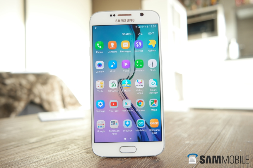 ... S6 and Galaxy S6 edge Android 6.0 Marshmallow in pictures! - SamMobile