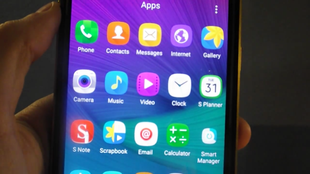 First Look: Android 6 0 Marshmallow on the Galaxy Note 4