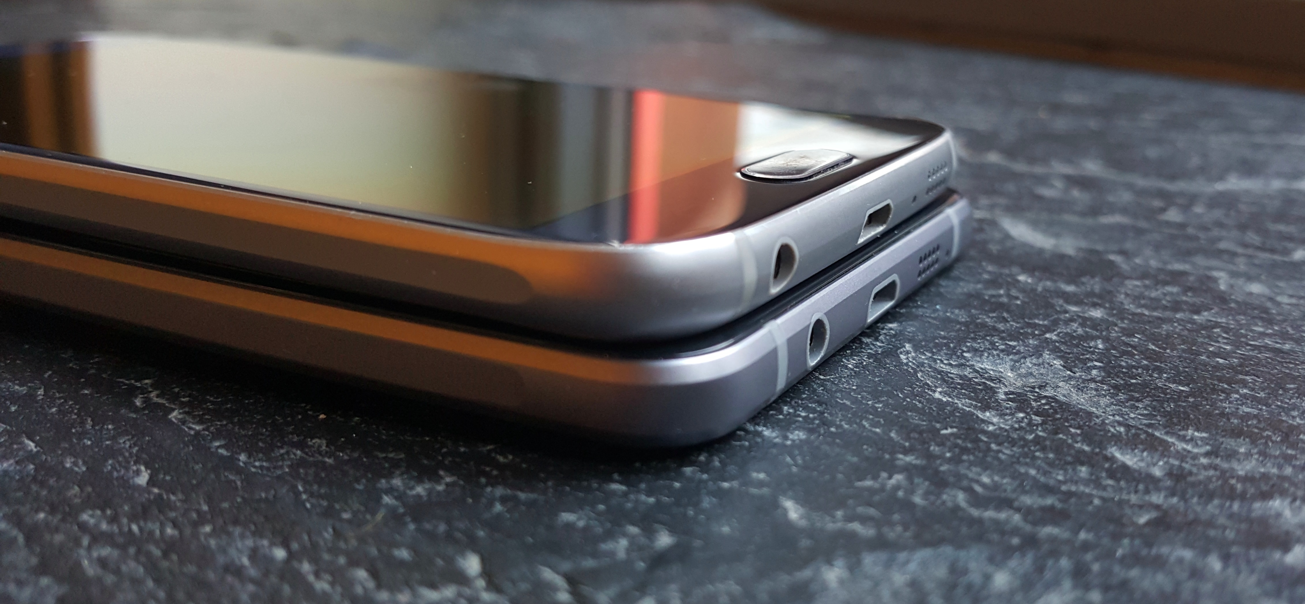 Samsung Galaxy A5 2016 Versus S6 Differences Similarities New Sm Ram 2 Memori 16gb Sammobile