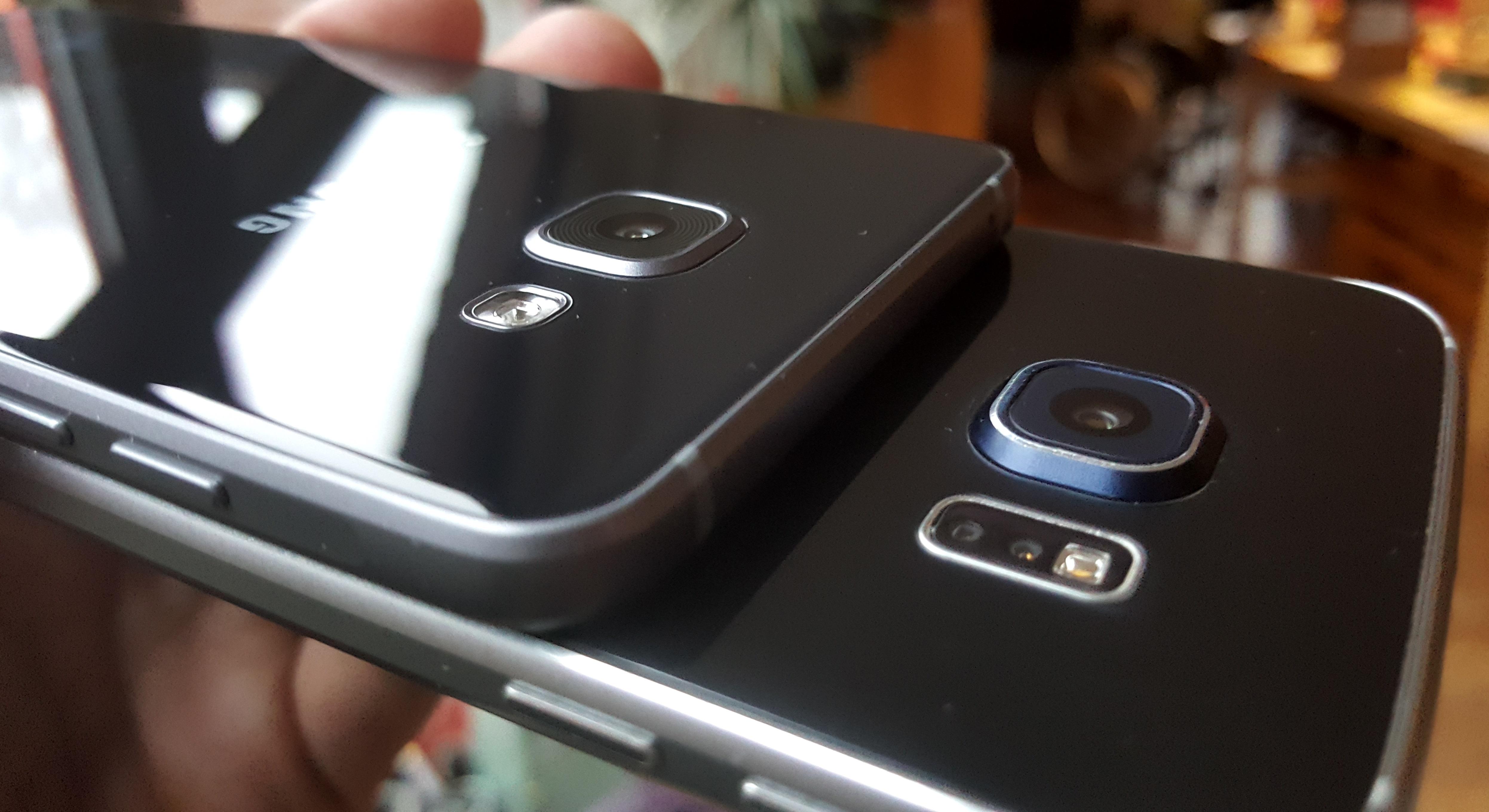 Samsung Galaxy A5 (2016) versus Galaxy S6: differences