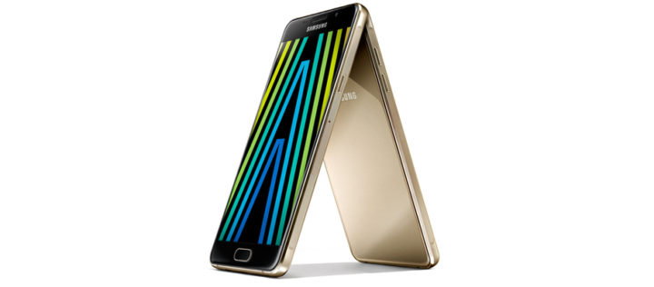 Samsung announces the 2016 iterations of the Galaxy A3