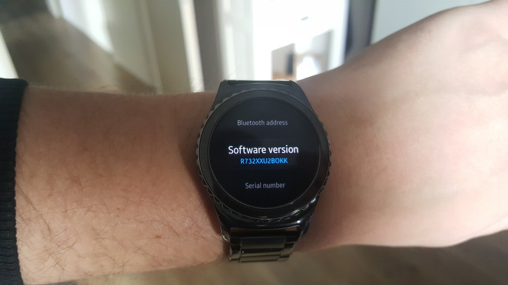Gear S3 features on last generation S2 - Samsung Rumors