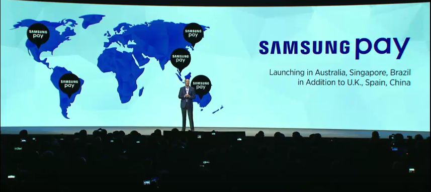 Samsung Pay expansion