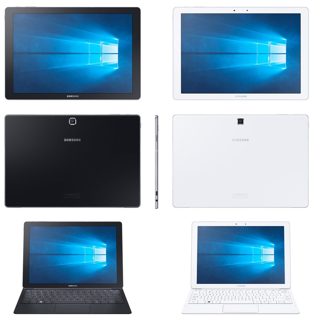 windows 10 powered samsung galaxy tabpro s leaked. Black Bedroom Furniture Sets. Home Design Ideas