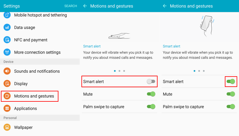 Tip: What to do without notification LED on Galaxy A (2016