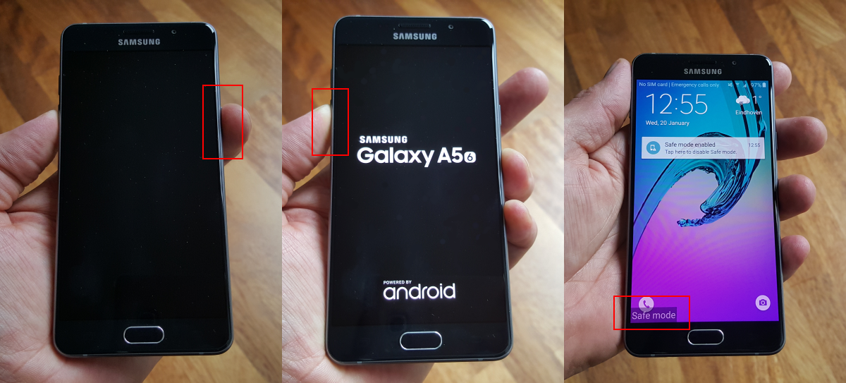 How to boot your Samsung Galaxy device into Safe Mode - SamMobile