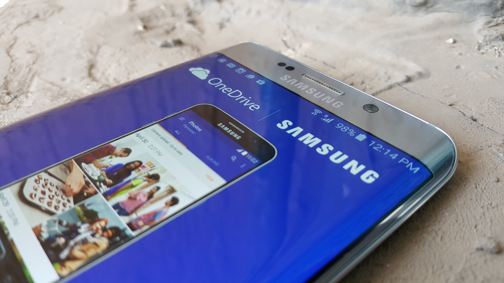 How to claim your free 100GB OneDrive storage on a Samsung Galaxy