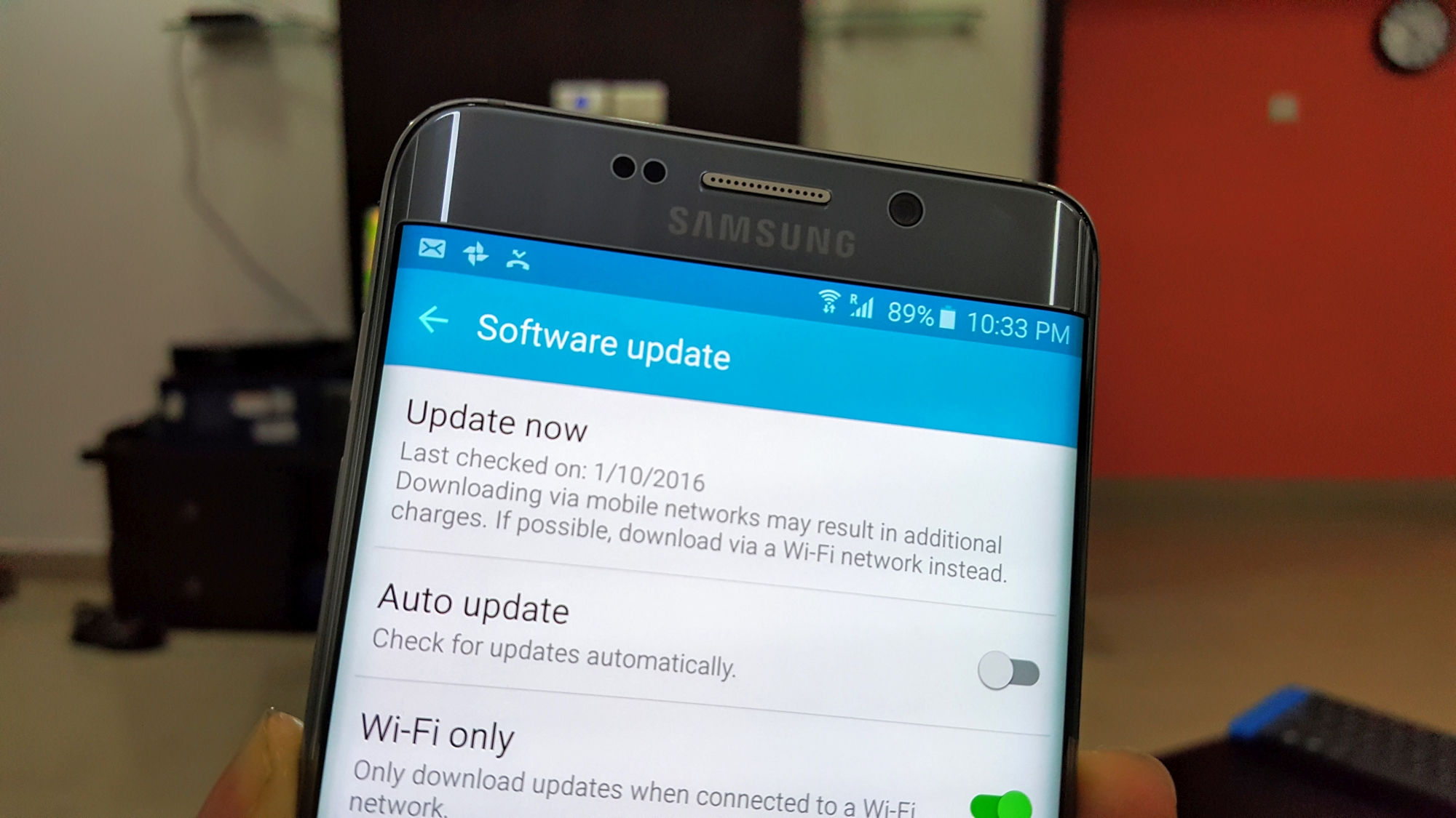 1 18 2016 Firmware Updates Galaxy A3 J7 Core Prime And More