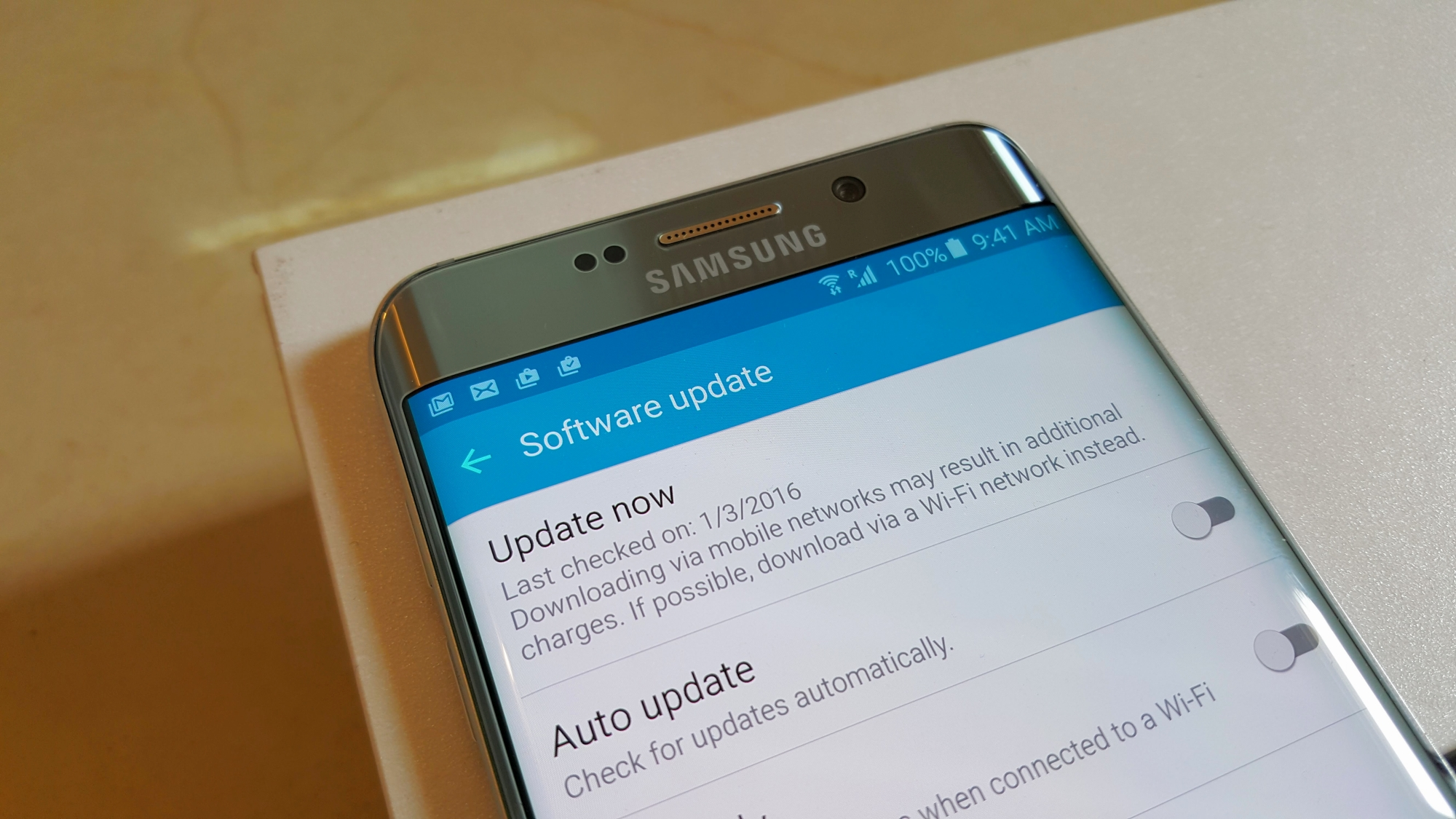 2-24-2016 Firmware Updates: Galaxy A3, Galaxy S6, Galaxy Note 5, and
