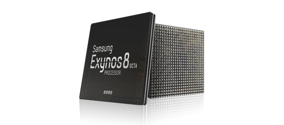 Samsung Exynos 8890 Smartphone Processor