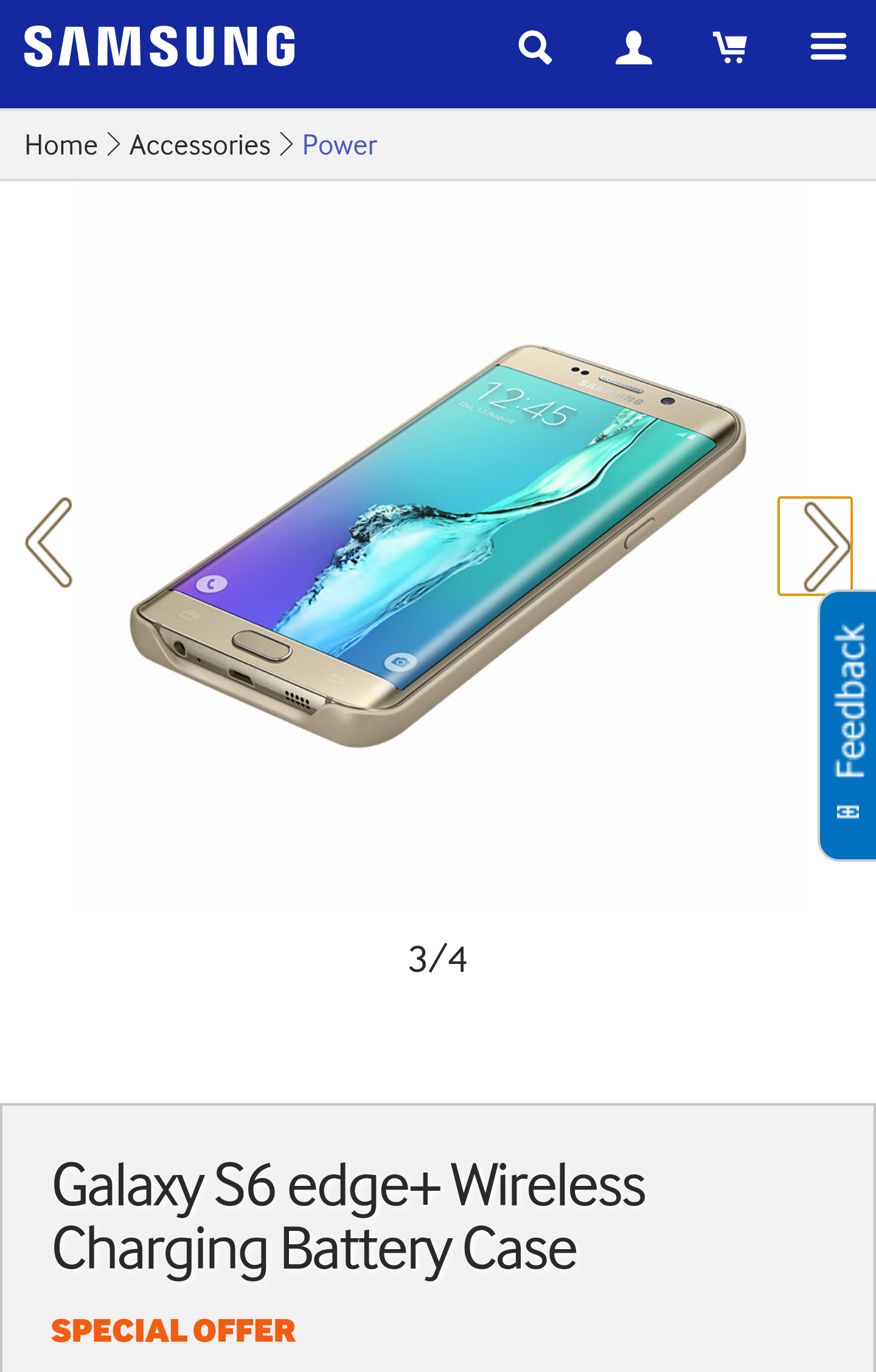 promo code e5ce3 eed73 Samsung copying Apple with a battery case? Check out Samsung's ...
