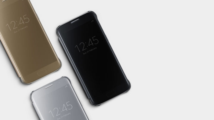 Official accessories for the Galaxy S7 and the Galaxy S7 edge revealed ...