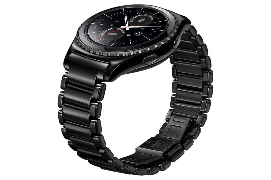 samsung introduces a very stylish ceramic bracelet for the gear s2 sammobile sammobile. Black Bedroom Furniture Sets. Home Design Ideas