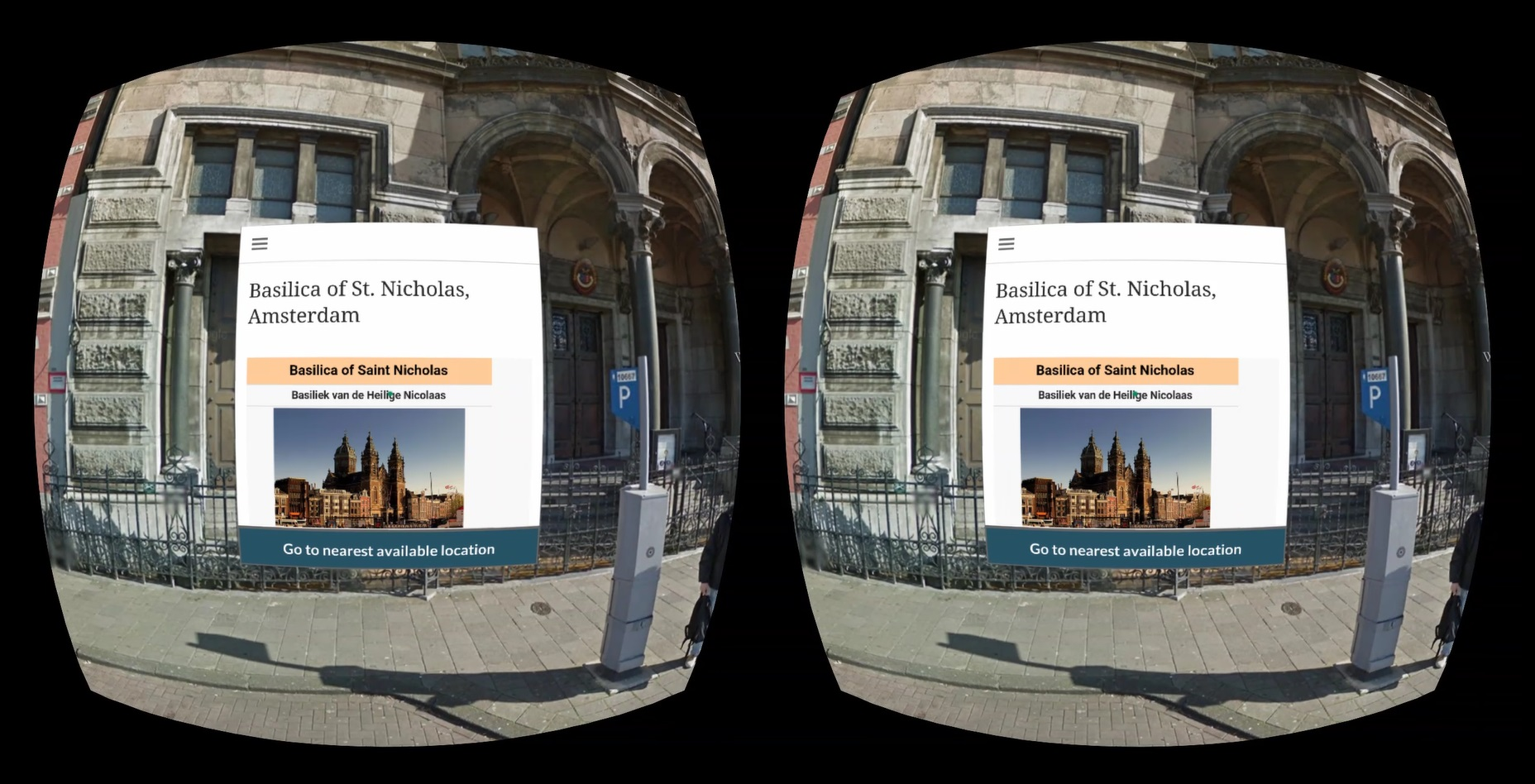 Google Street View comes to the Gear VR unofficially with StreetView