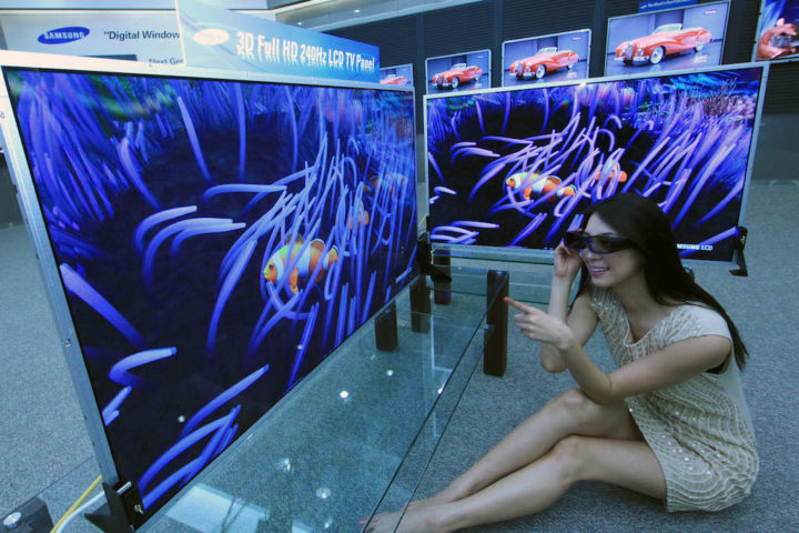 Samsung will not launch new 3D TVs this year - SamMobile - SamMobile