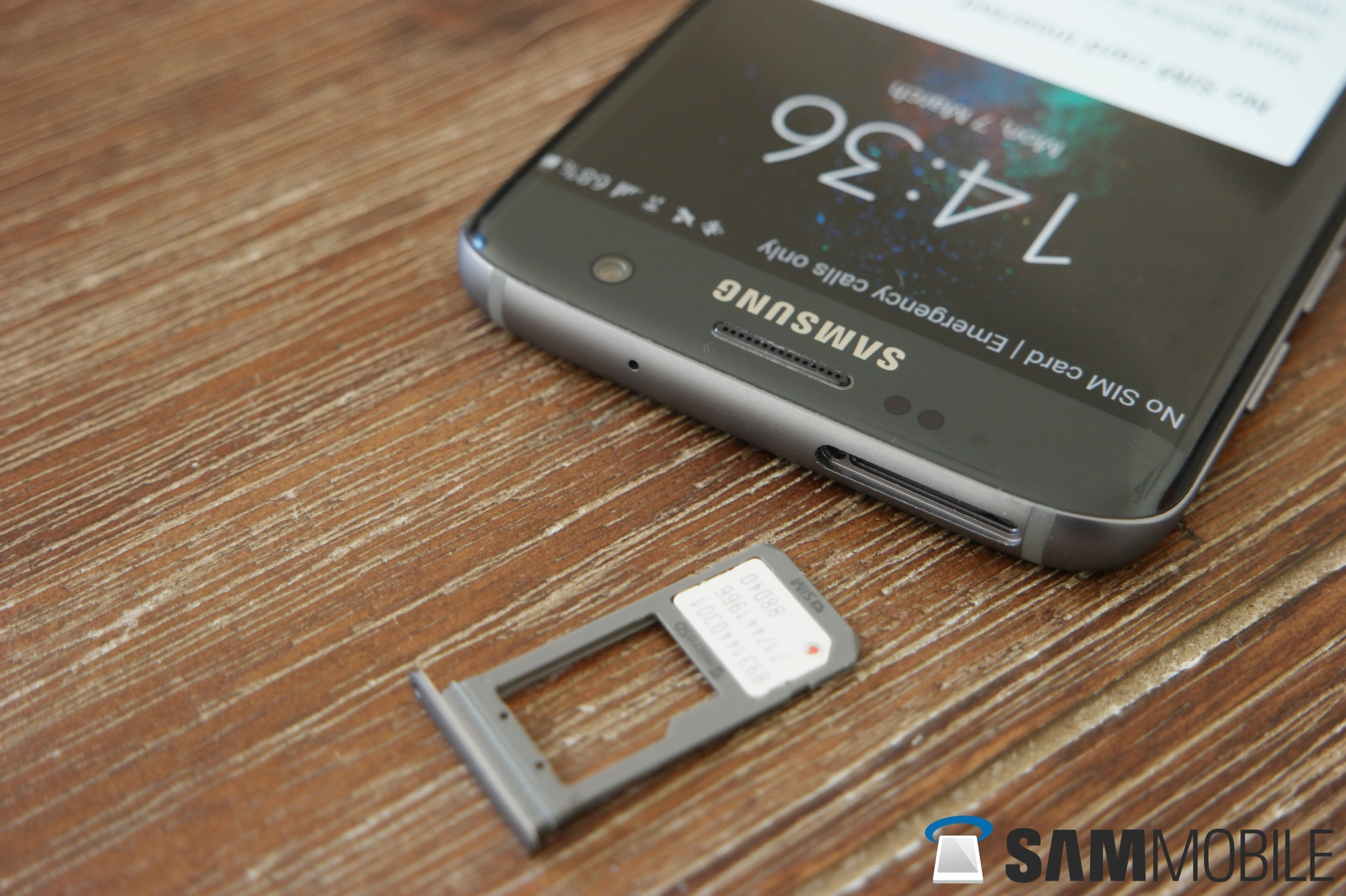 carte sim s7 edge You can swap SIM cards on the Galaxy S7 and Galaxy S7 edge without