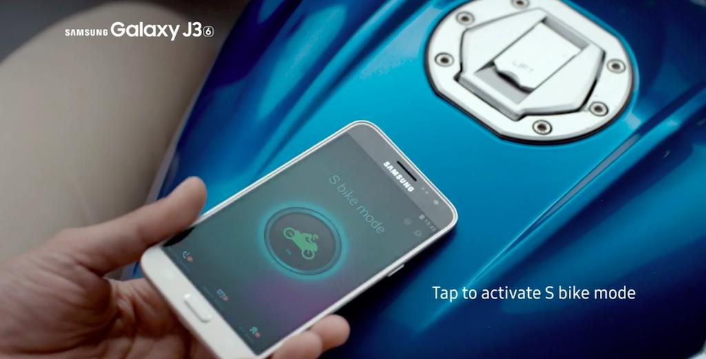 Samsung rolls out S Bike Mode to the Galaxy J2, Galaxy J5