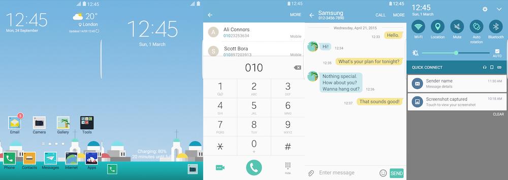 Samsung Galaxy Theme - Trevel [Zemstone]