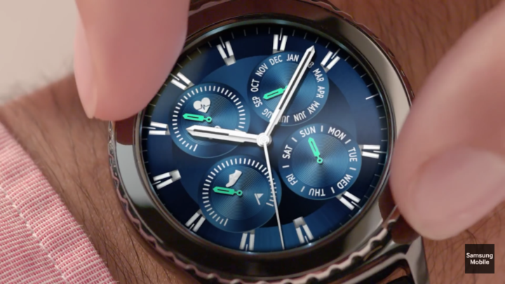 Think the Gear S is the best Samsung smartwatch? Here are five reasons to consider the Gear S2