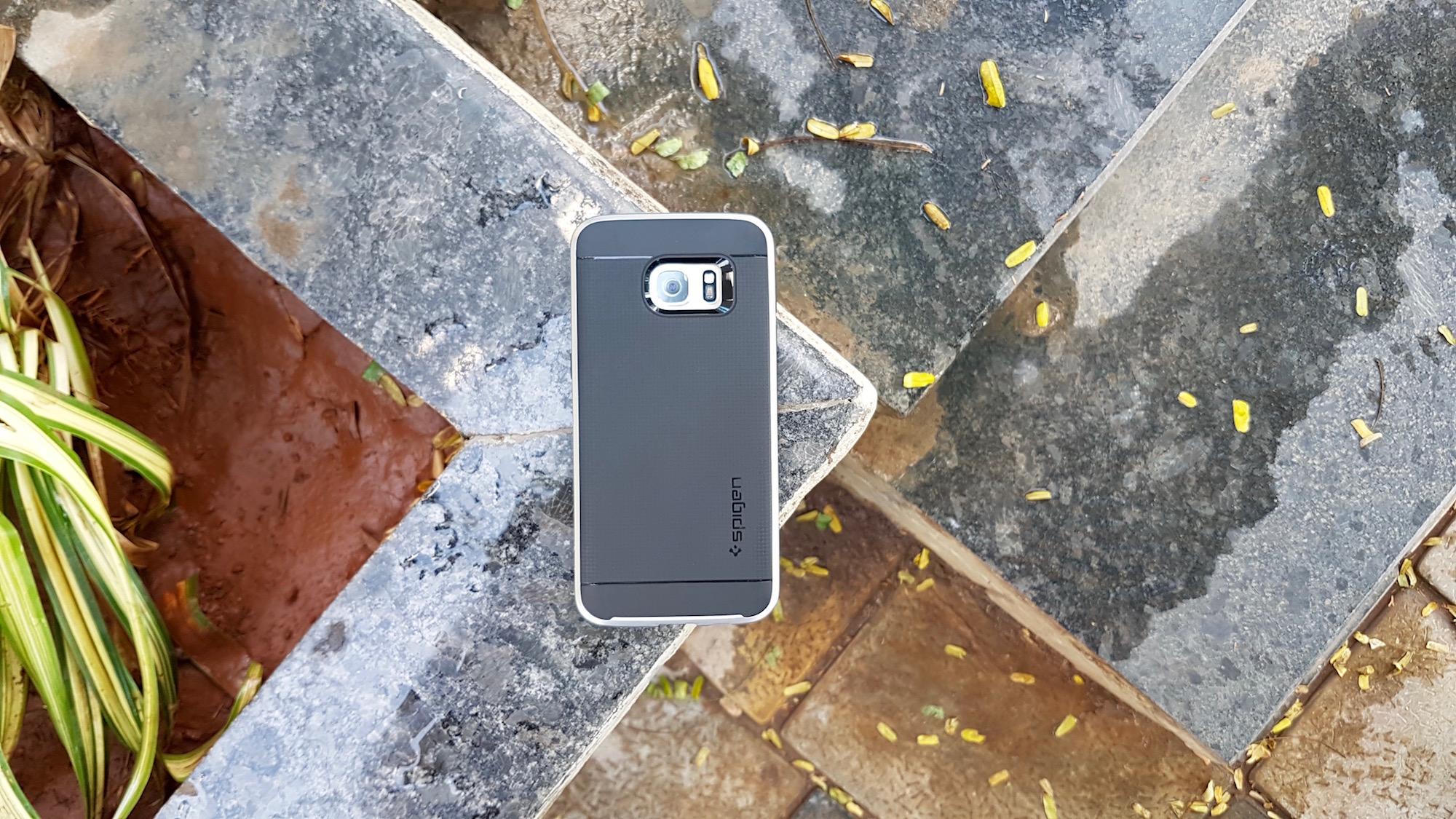 Spigen Neo Hybrid Case For Samsung Galaxy S7 Edge Review - 05