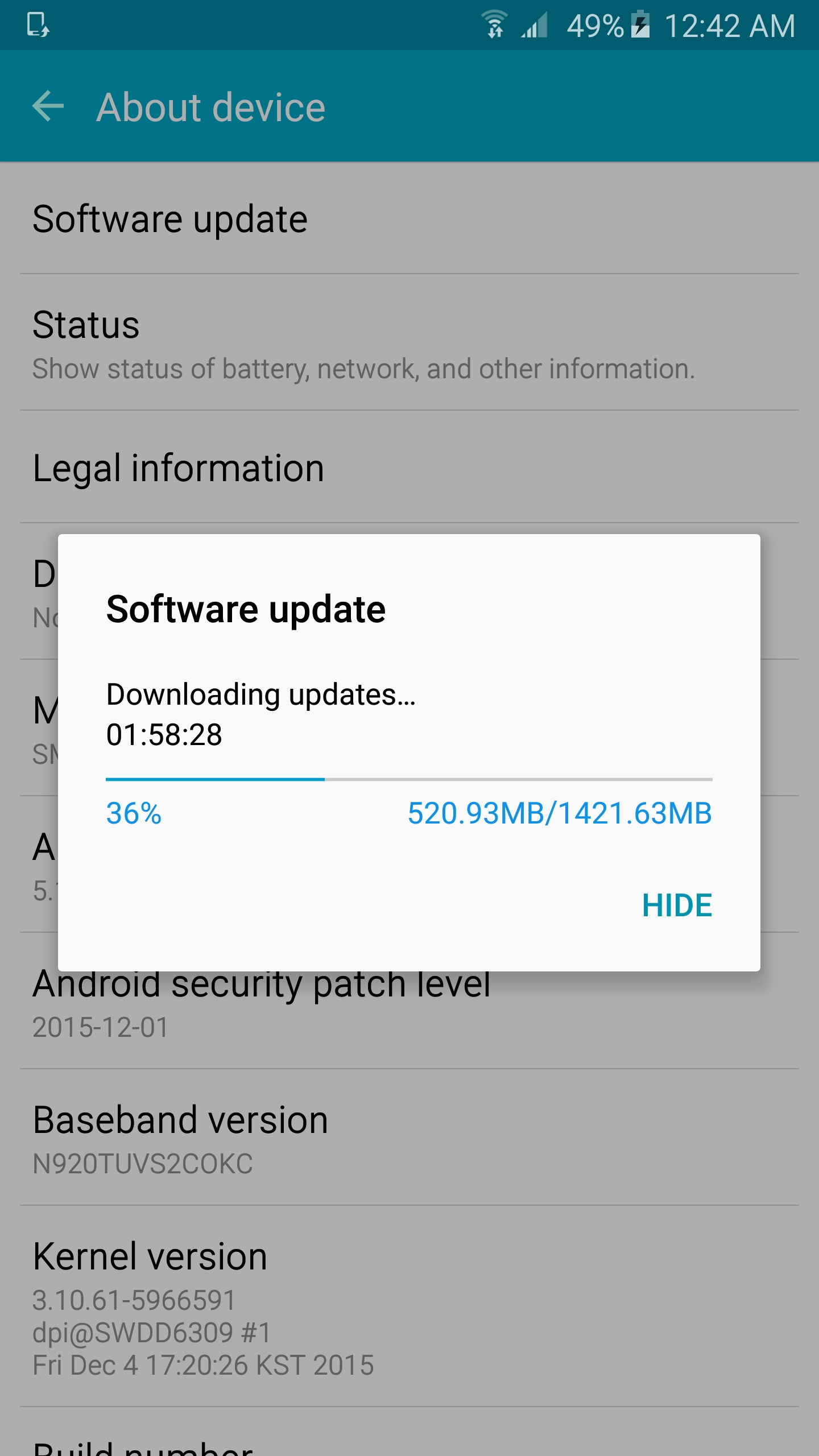 how to delete preloaded apps on samsung note 5