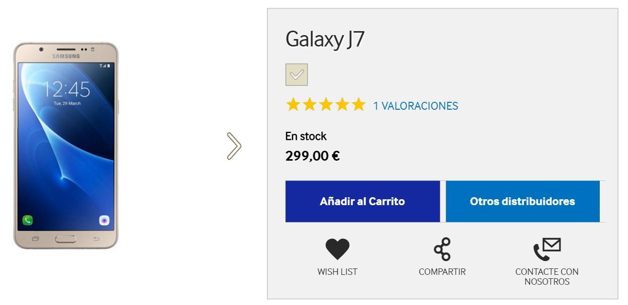 Samsung Galaxy J5 2016 And Galaxy J7 2016 Arrive In Europe