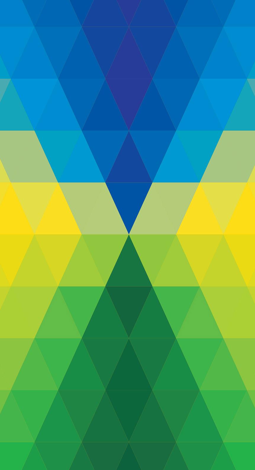 Yellow Diamond Wallpaper