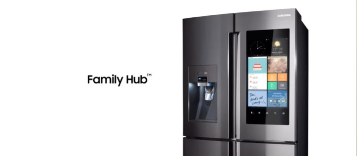samsung 39 s family hub refrigerators will soon get access to. Black Bedroom Furniture Sets. Home Design Ideas