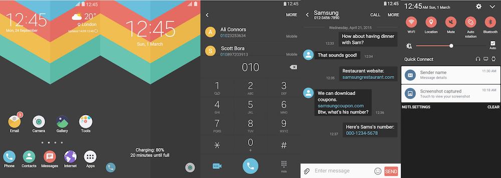 Samsung Galaxy Theme - [Kendi] Zorfeu