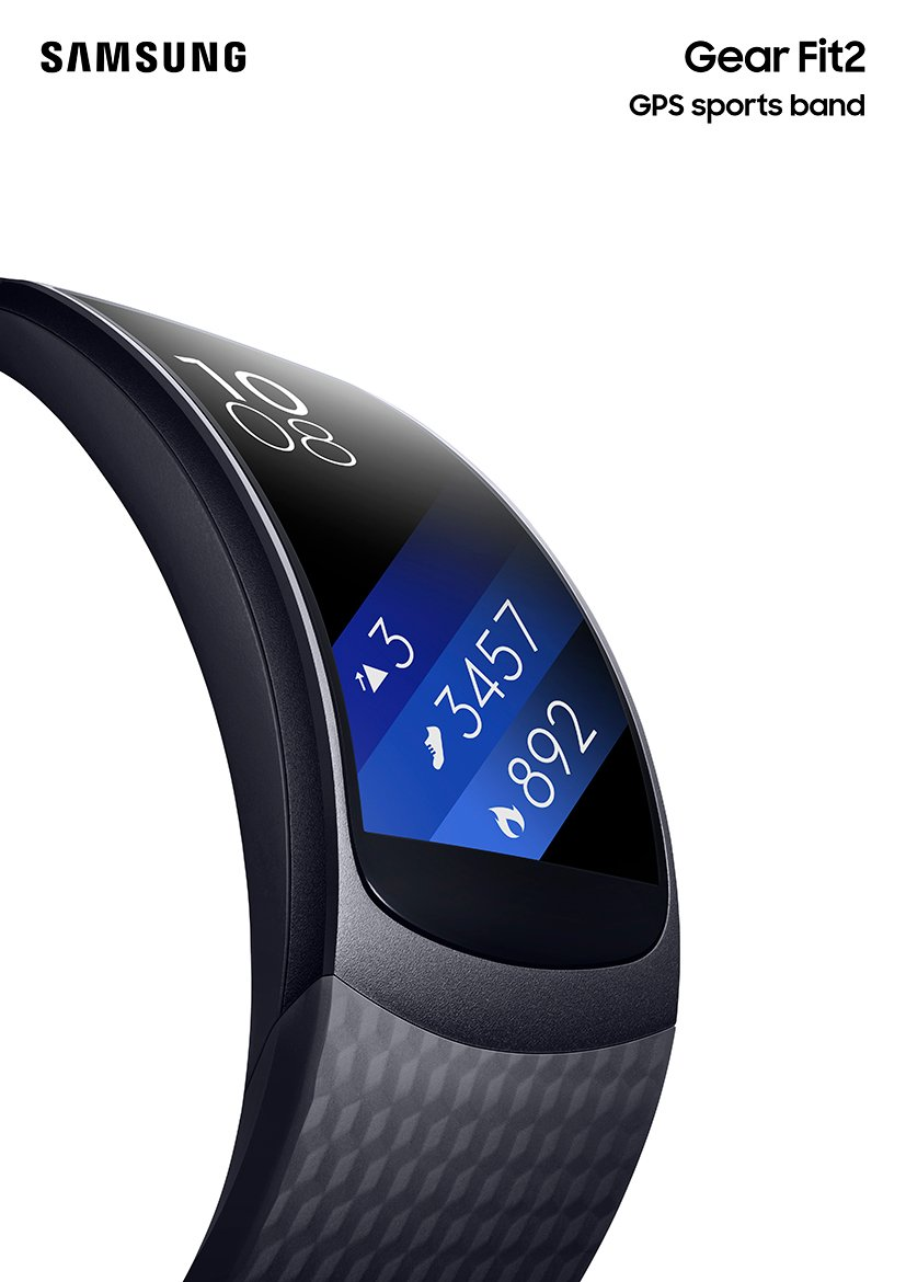 samsung announces the gear fit 2 with inbuilt gps tracking sammobile sammobile. Black Bedroom Furniture Sets. Home Design Ideas