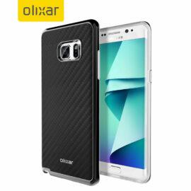 Samsung Galaxy Note 7 Olixar Carbon Black Case