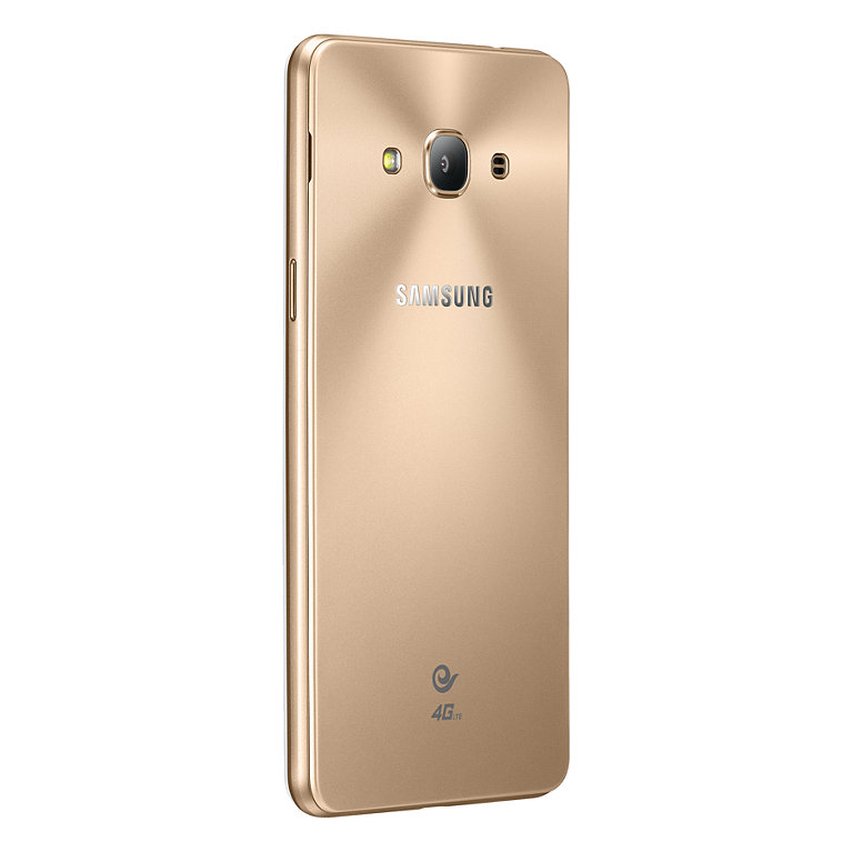 This is the next generation Galaxy J3 in gold and gray - SamMobile