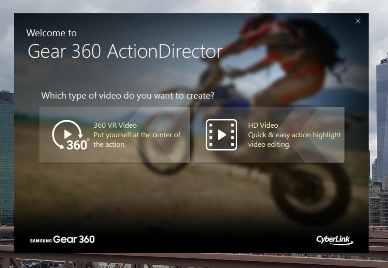 Gear 360 Pc Software
