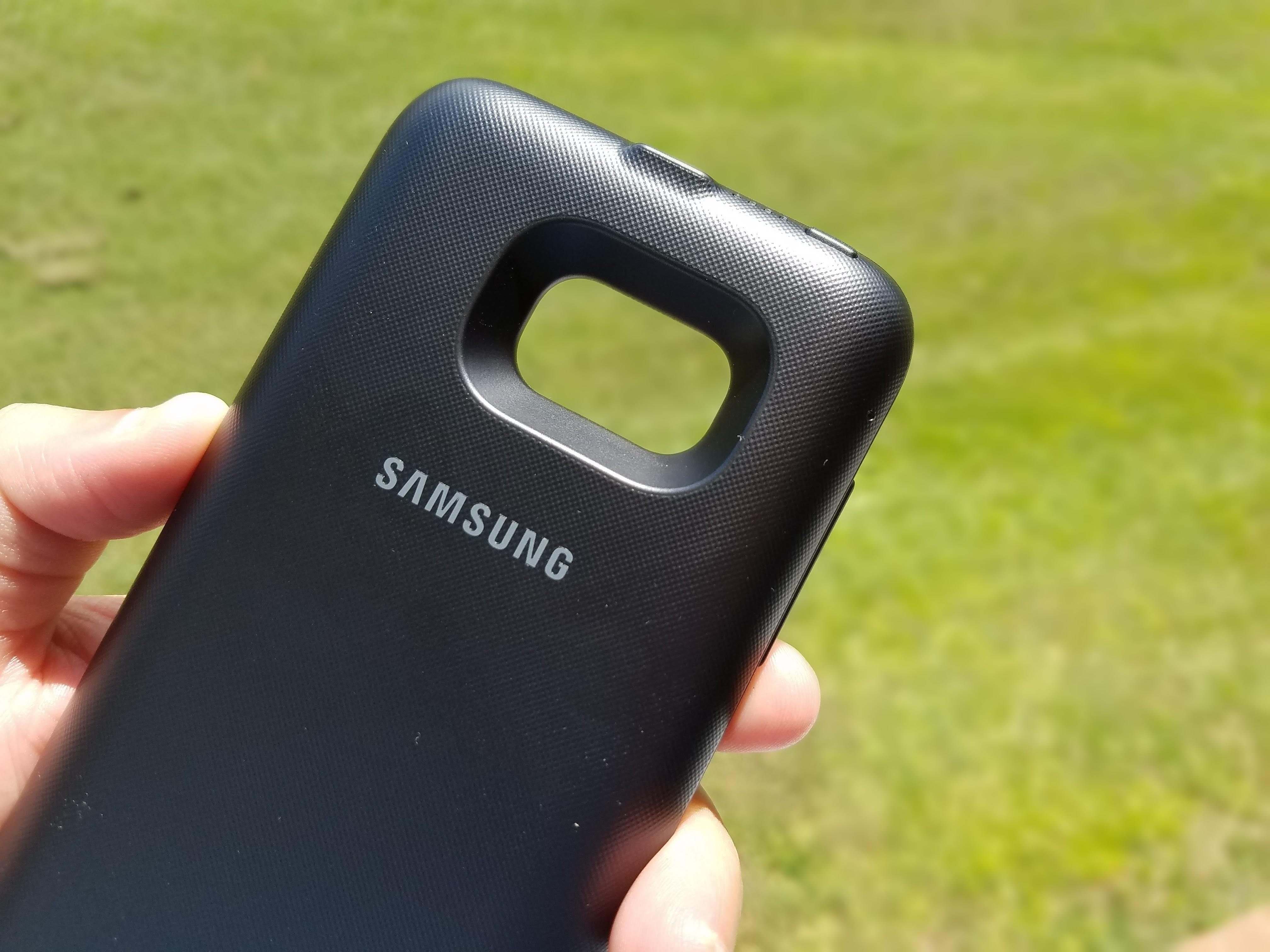 popular brand big discount beauty Samsung Galaxy S7 edge 3,100mAh wireless charging battery ...