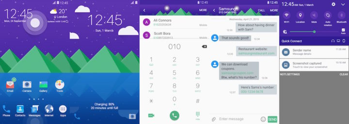Samsung Galaxy Theme - [Kendi] Vox UI