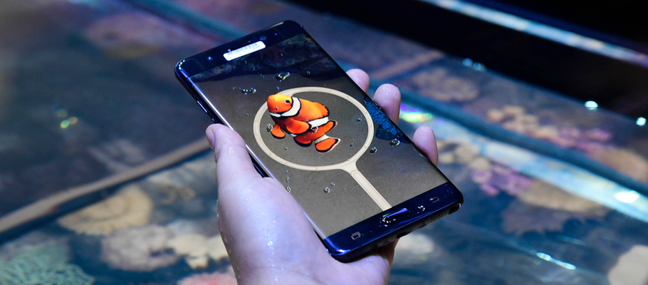 DisplayMate finds that the Galaxy Note 7′s display can go as