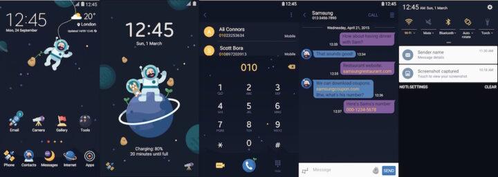 Samsung Galaxy Theme - [HIO] Martion