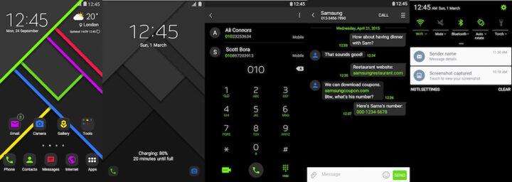 Samsung Galaxy Theme - [Kendi] Apex