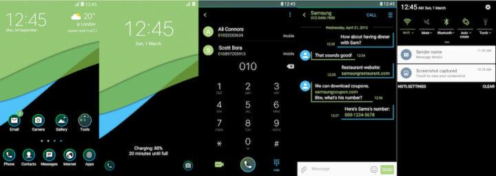 Samsung Galaxy Theme - [Kendi] Flex