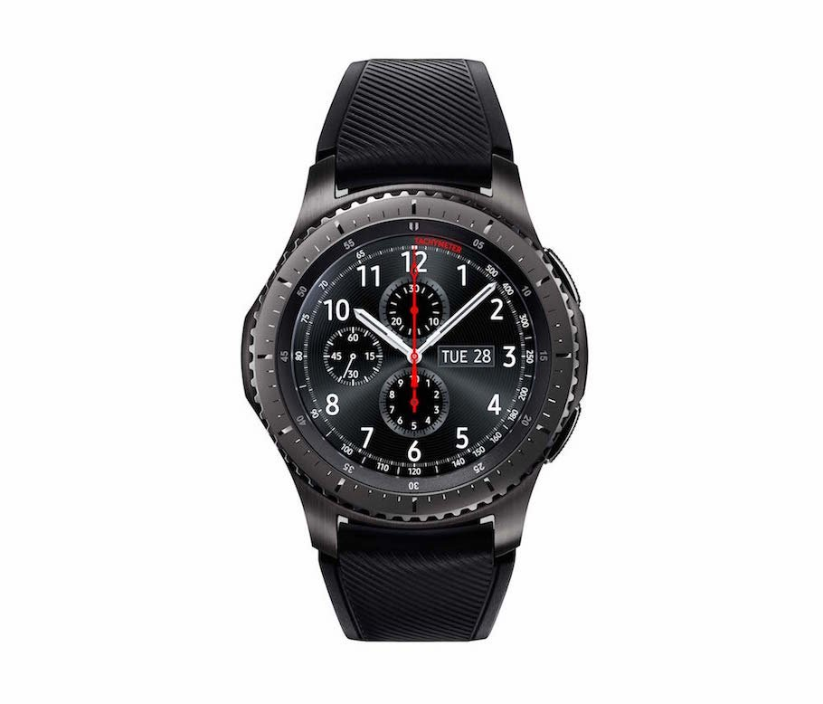 Samsung Gear S3 Classic And Gear S3 Frontier Smartwatches