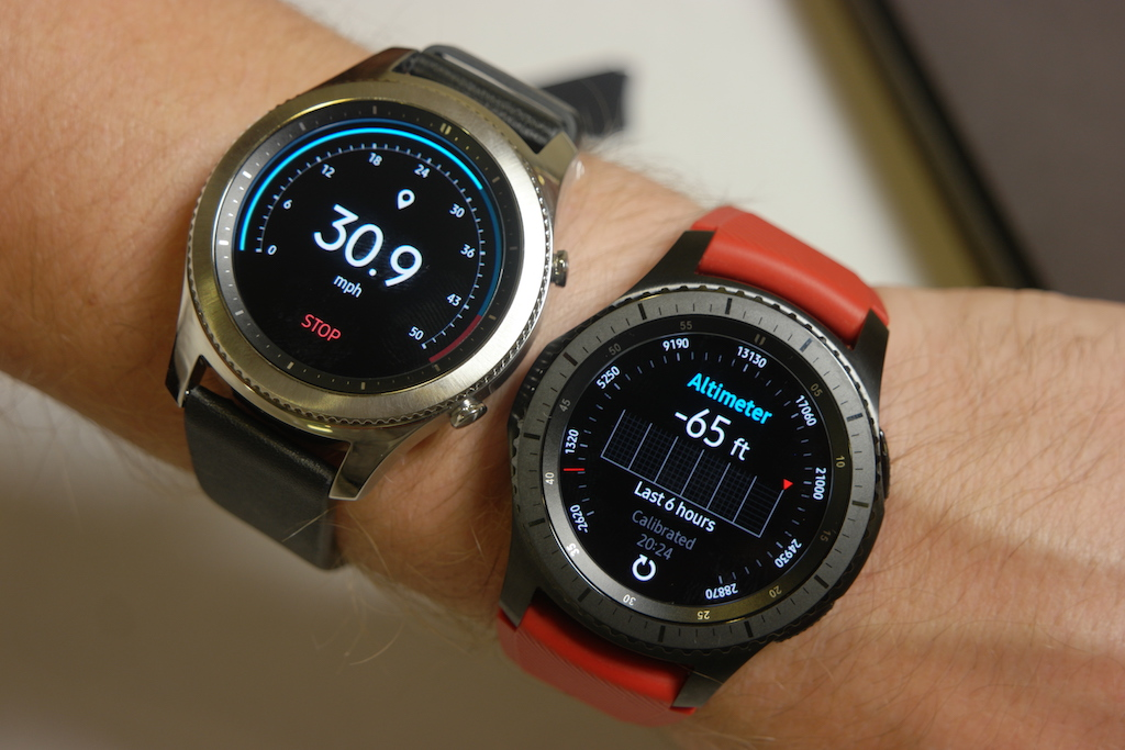 Samsung Gear S3 hands-on: A story of refinement ...