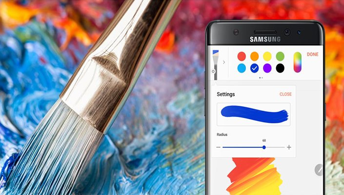 Galaxy Note 7's powerful new Notes app will soon be released for