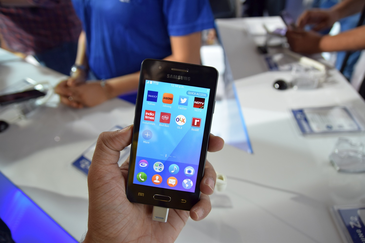 Samsung Z2 is now available in India through PayTM - SamMobile