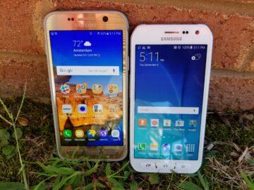 Galaxy S7 Active vs. S6 Active  - 1