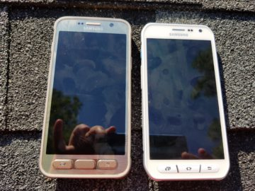 Galaxy S7 Active vs. S6 Active - 2