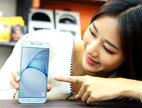 Samsung Galaxy A8 (2016) has finally been unveiled