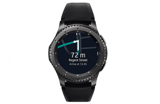 New Here WeGo navigation app for Gear S3 released