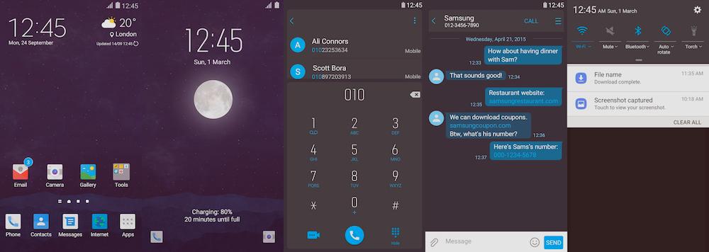 Samsung Galaxy Theme - [Kendi] Niel UI