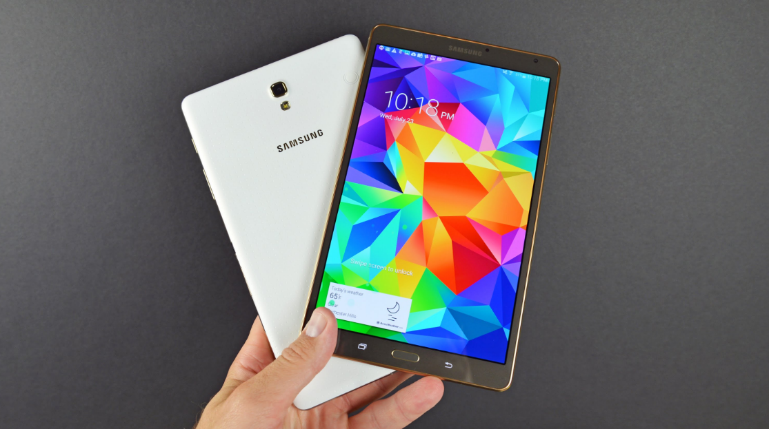 Galaxy Tab S 8 4 now receiving the Marshmallow OTA in the